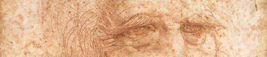 Leonardo da Vinci - presumed self-portrait - XT Adaptive Images