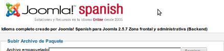 JomSocial-Spanish