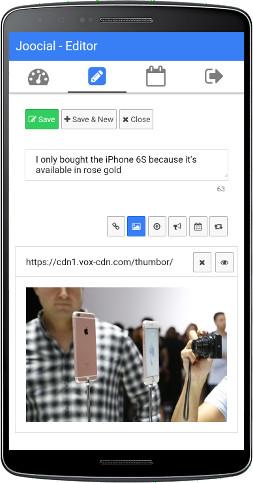 AutoTweet - Joocial mobile app for Joomla is here!