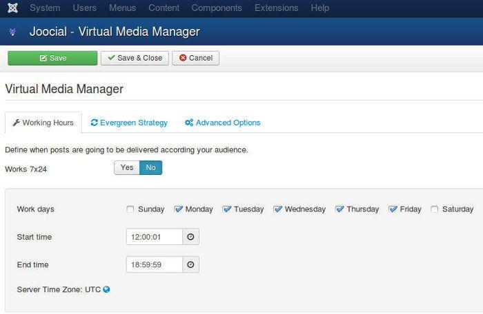 Joocial - High-level virtual assistant
