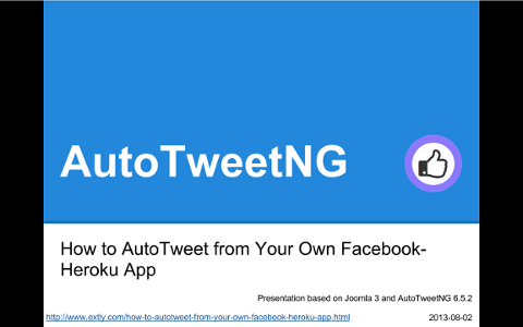 How-to-AutoTweet-from-Your-Own-Facebook-Heroku-App