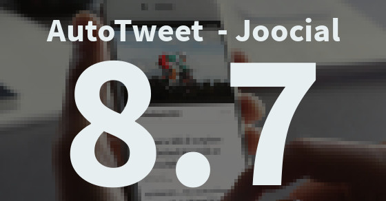 autotweet joocial 8.7 modern facebook google and telegram social sharing is here