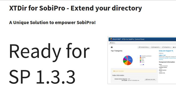 xtdir 6 4 ready for sobipro 1 3 3 and sobi framework