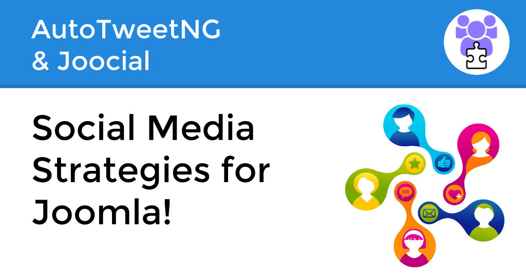 Joocial - Social Media Strategies for Joomla!