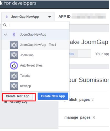 STEP 3.1: Test App